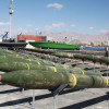 Raketattack mot centrala Israel