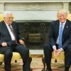 Mahmoud Abbas till Donald Trump: