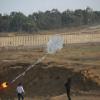 Brinnande drakar och raketer mot södra Israel